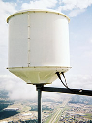 Central Receive Antennna Systems